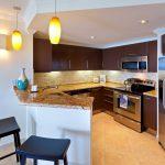 sapphire beach 407 kitchen