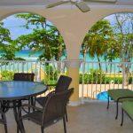 Sapphire Beach Villa 107 Patio