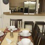 Sapphire Beach Villa 101 dining area