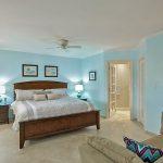 Sapphire Beach Villa 507 master bedroom