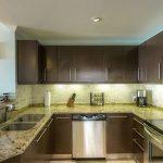 Sapphire Beach Villa 507 kitchen