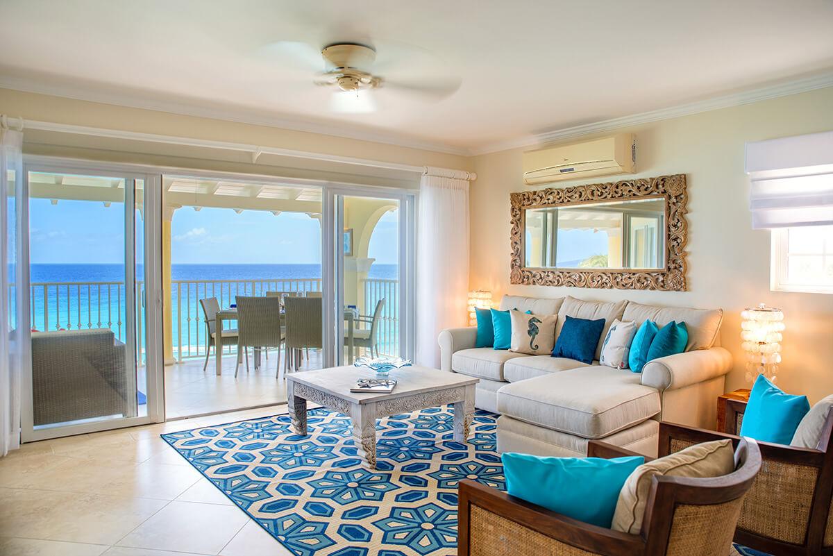Sapphire Beach 501 Sapphire Beach Barbados Condos