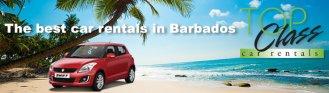 car rentals in Barbados - jeeps, vans, cars