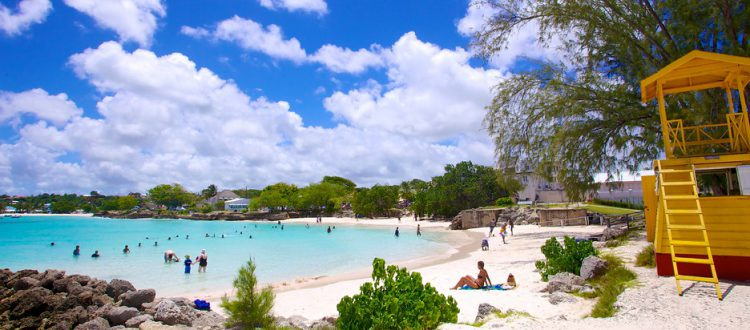amazing beaches in Barbados