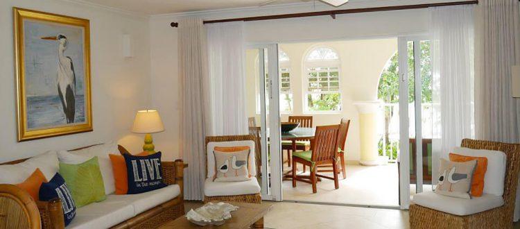 Sapphire Beach Barbados Condo 106